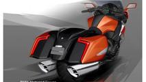 Nuova BMW K 1600 B