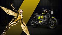 Harley Davidson e Marvel