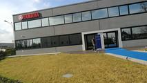 Official Yamaha Racing Teams 2017 Milano
