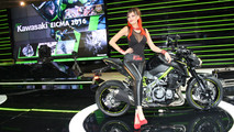Kawasaki Z650 e Z900 - FOTO LIVE EICMA 2016