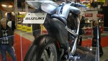 Suzuki Crosscage Concept - EICMA 2010