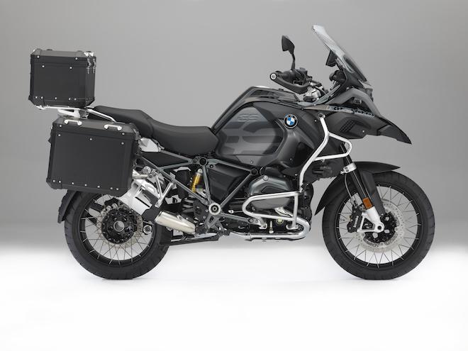 Accessori originali BMW Motorrad Edition Black
