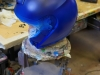 Aerografare un casco - parte seconda