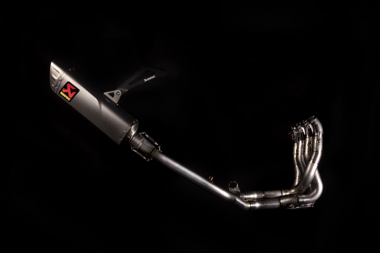 Akrapovic - nuovo scarico racing per Honda CBR1000RR-R Fireblade