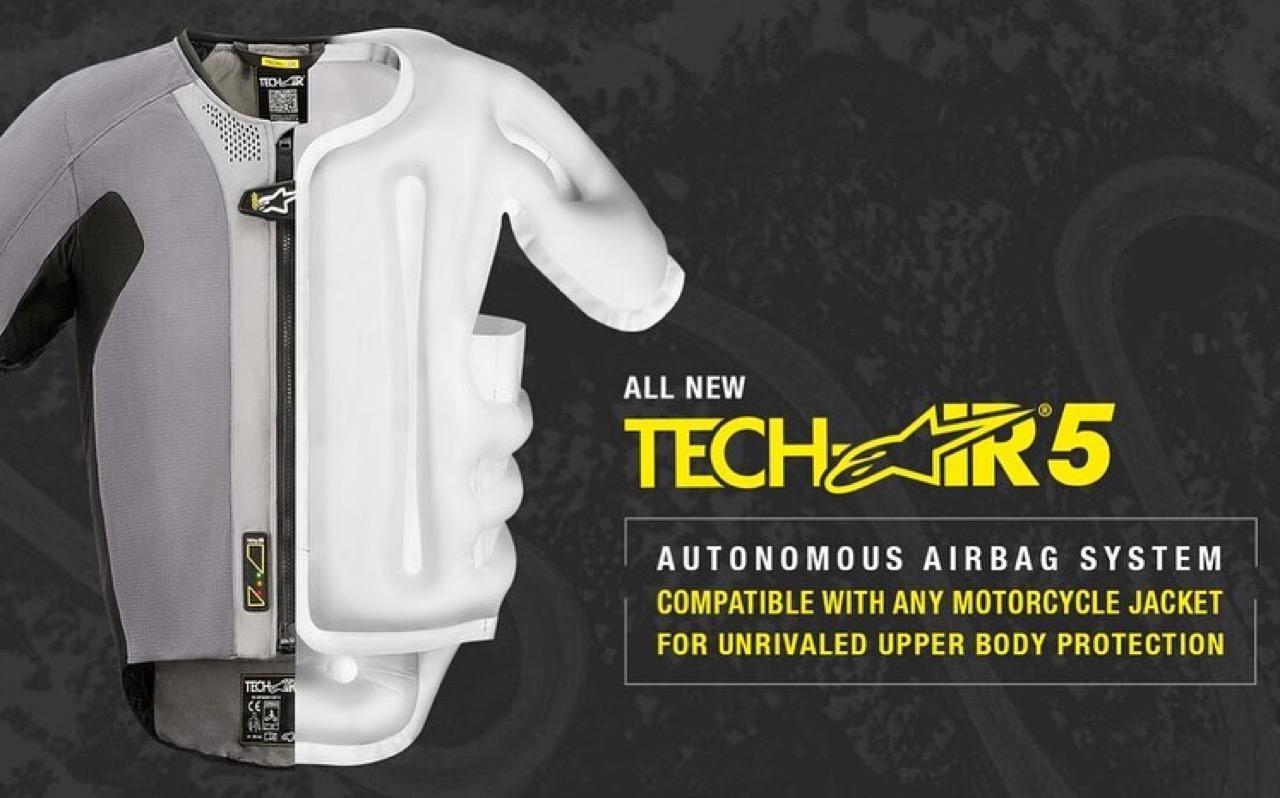 Alpinestars Tech-Air 5 - foto
