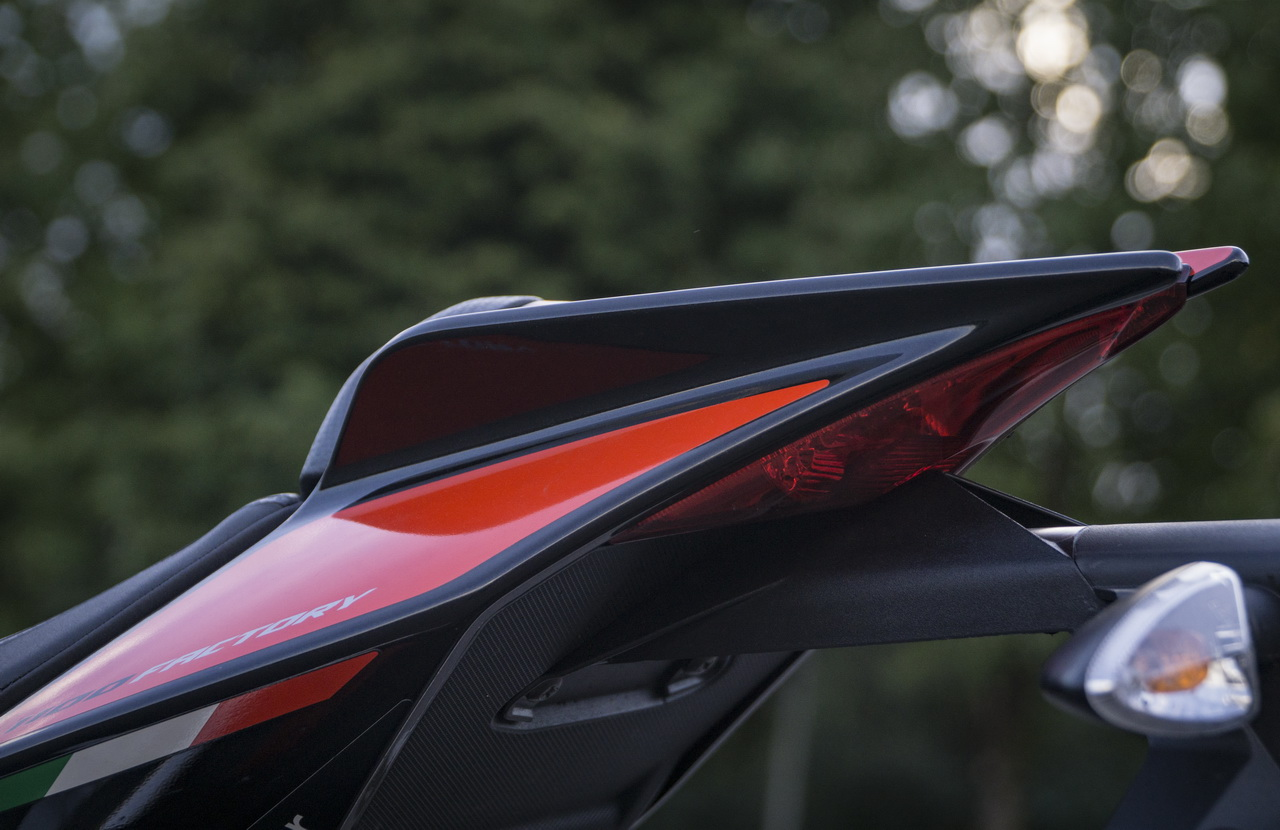 Aprilia Tuono V4 1100 - prova su strada 2018