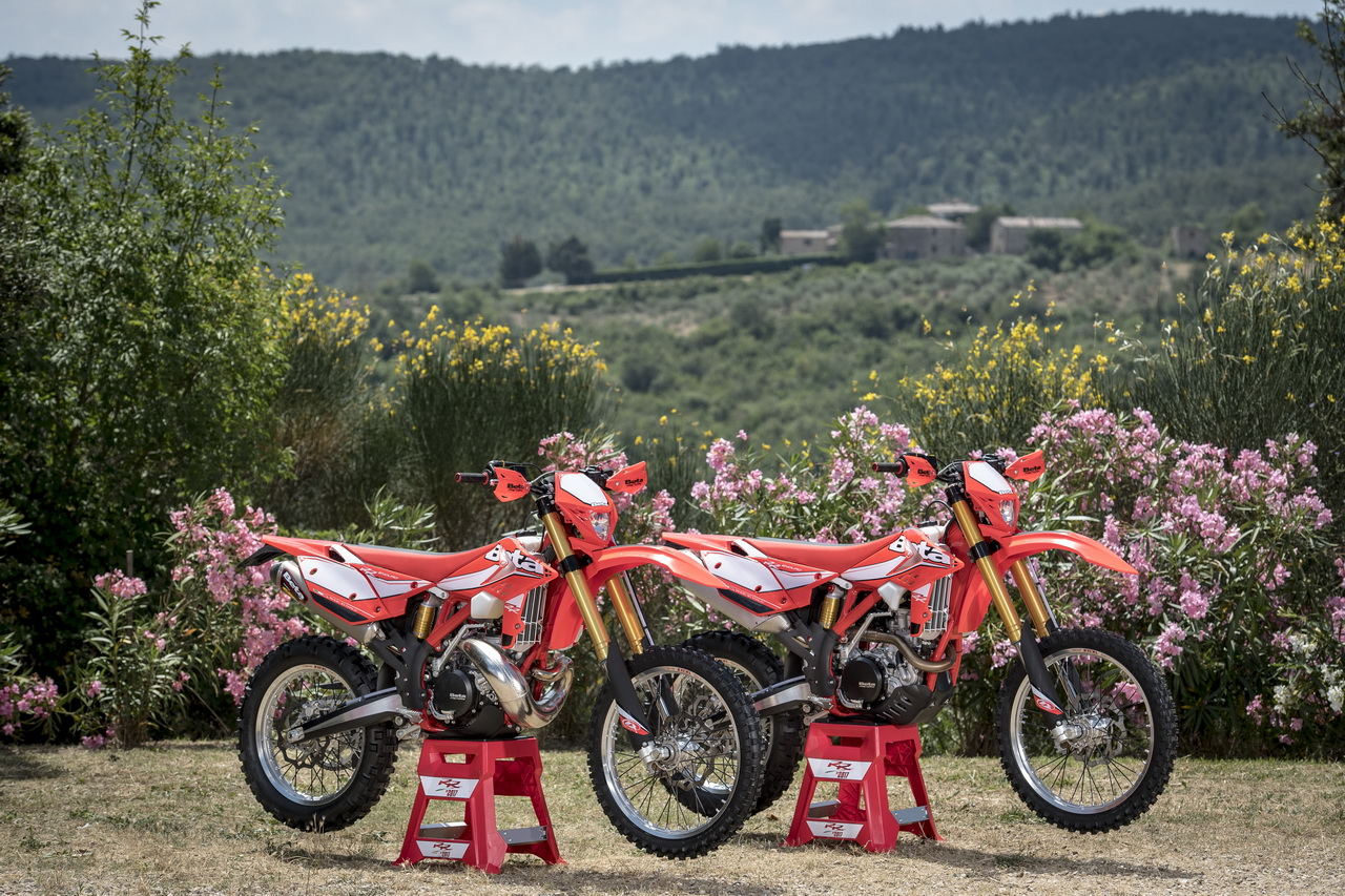 Beta Enduro RR 2017 - primo contatto