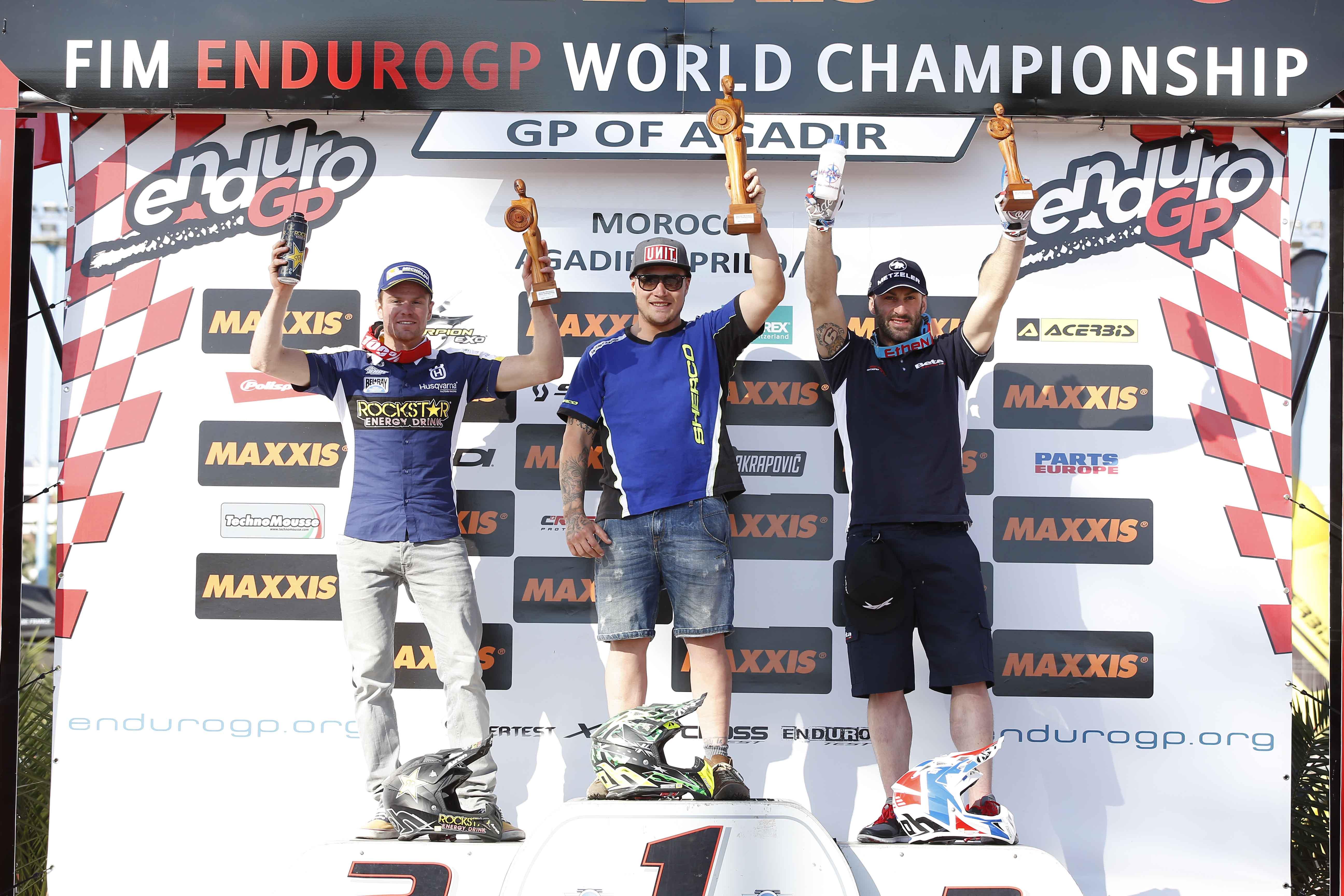 Beta World Enduro Championship 2016 - Marocco