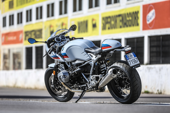 BMW al Motor Bike Expo 2018