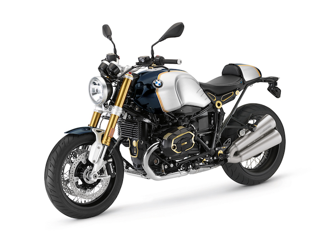 BMW al Motor Bike Expo 2018