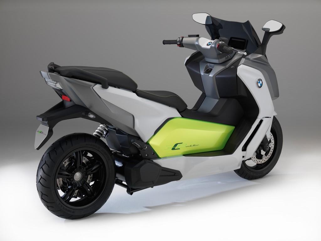 BMW C Evolution 2014