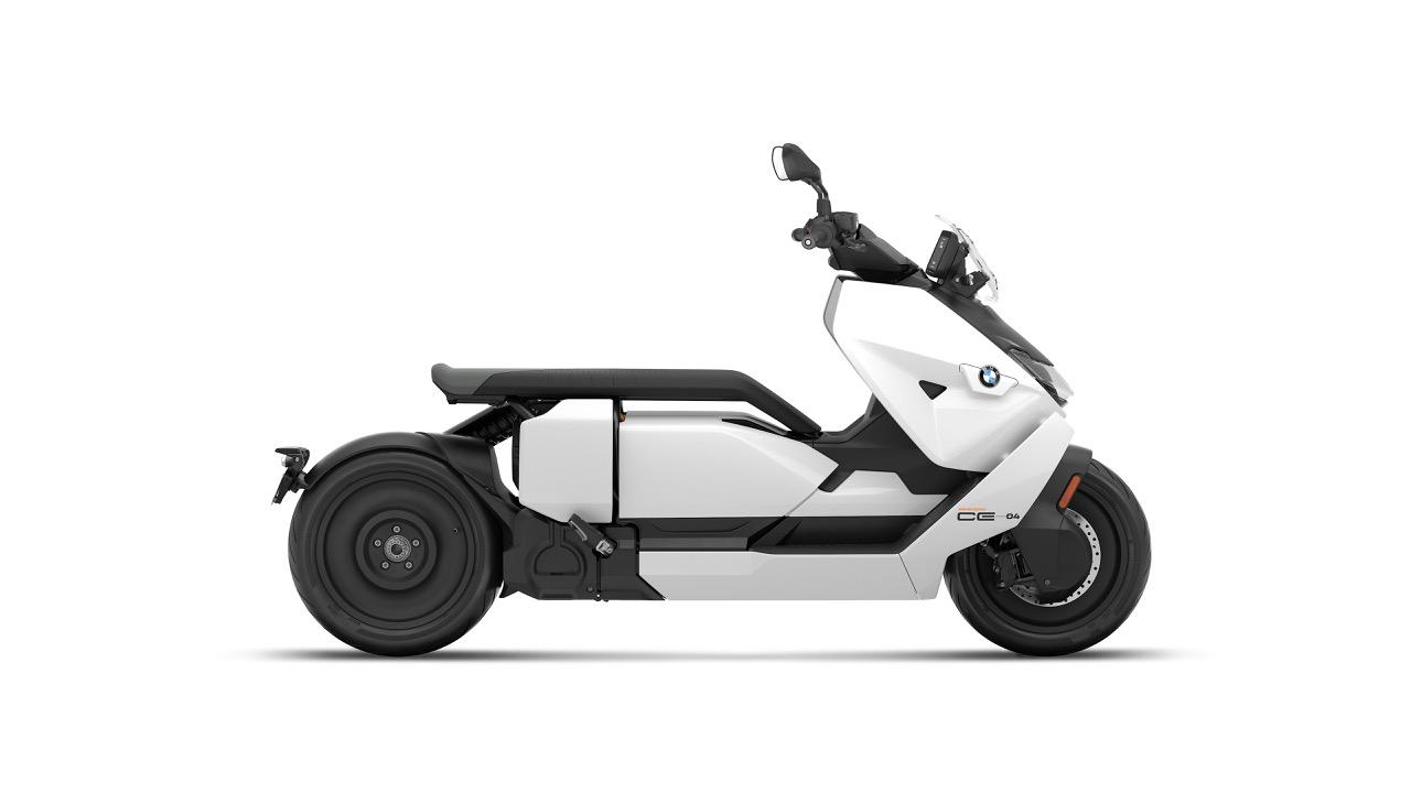 BMW CE 04 - foto