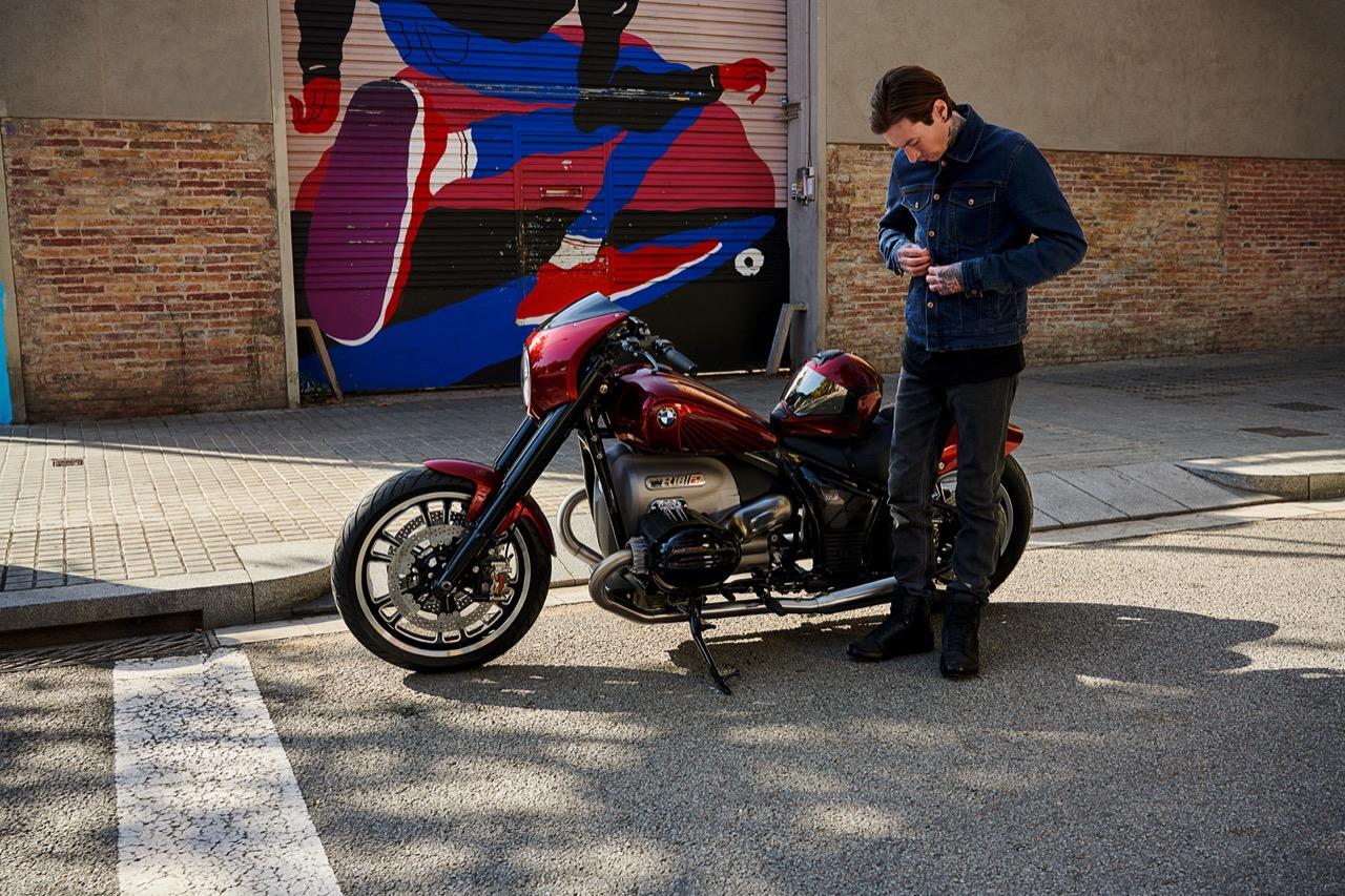 BMW Concept R 18/2 - foto