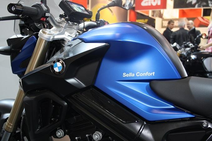 BMW F 800 R EICMA 2014
