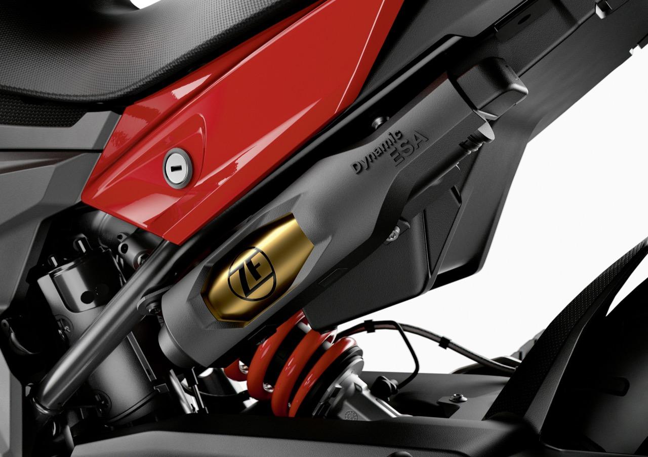 BMW F 900 XR - foto