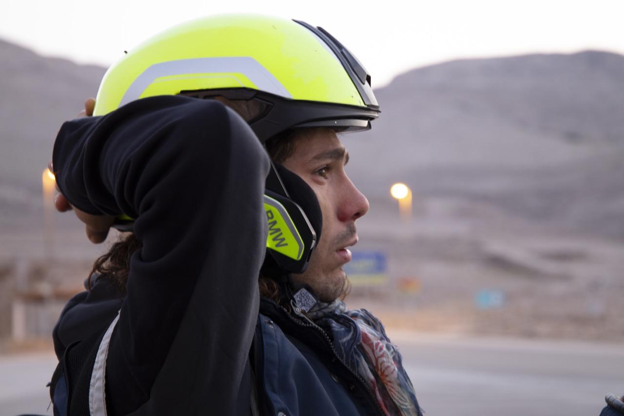 BMW Motorrad Italia e Ushuaia Film - nuove foto film documentario