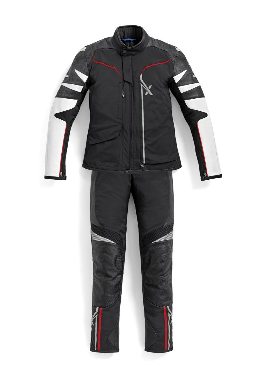 BMW Motorrad - tuta XRide e giacca XRide Pro