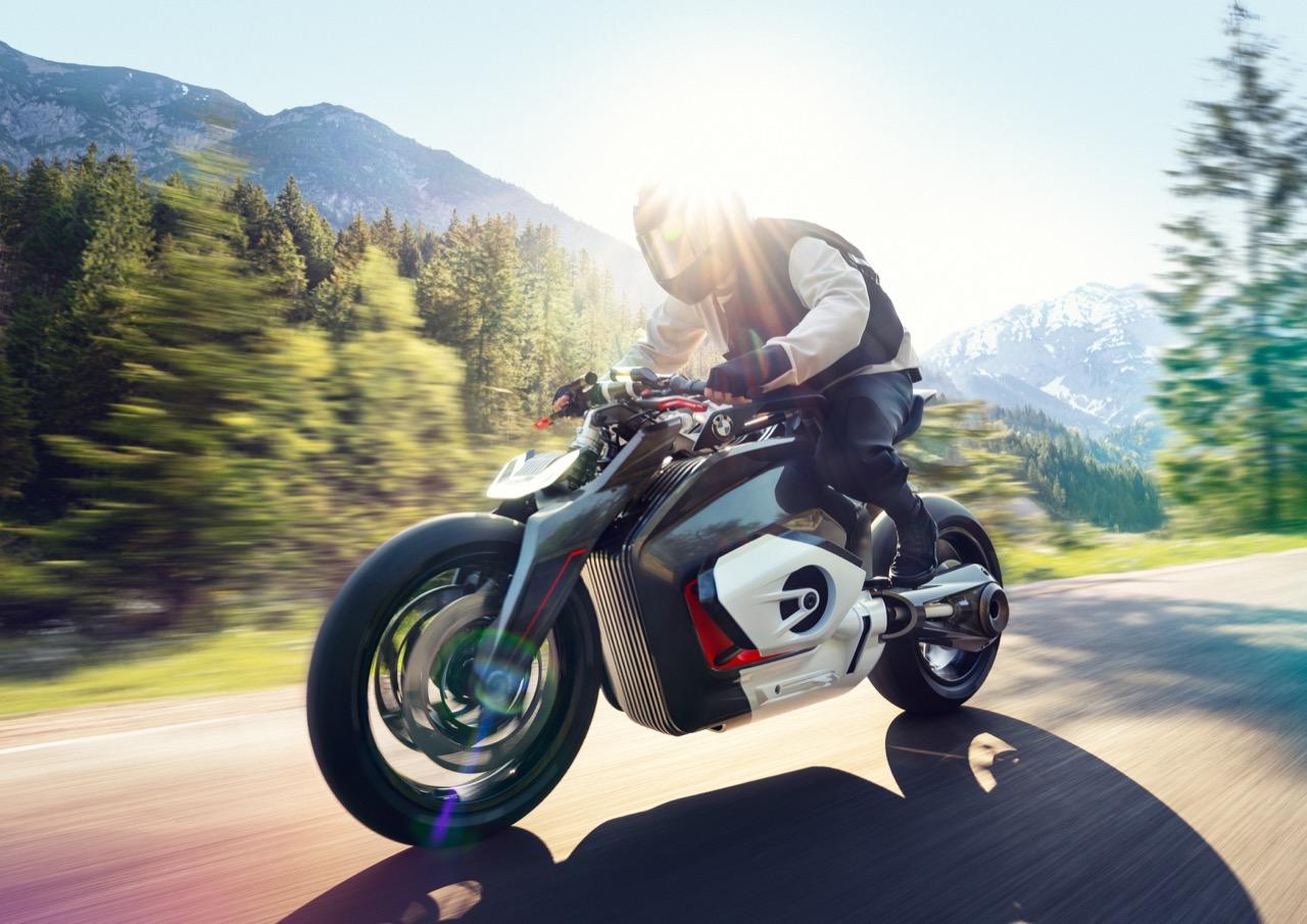 BMW Motorrad Vision DC Roadster - foto