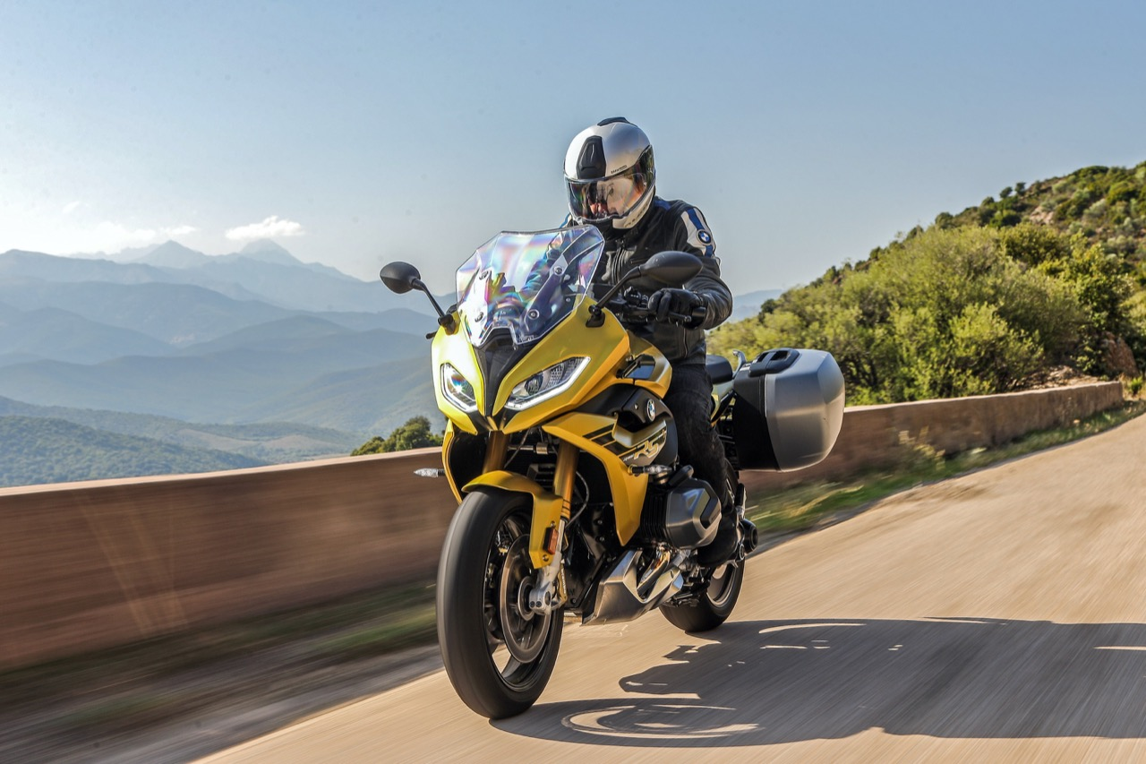 BMW R 1250 RS 2020 - nuove foto