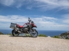 BMW R1200GS Adventure - itinerario 2017