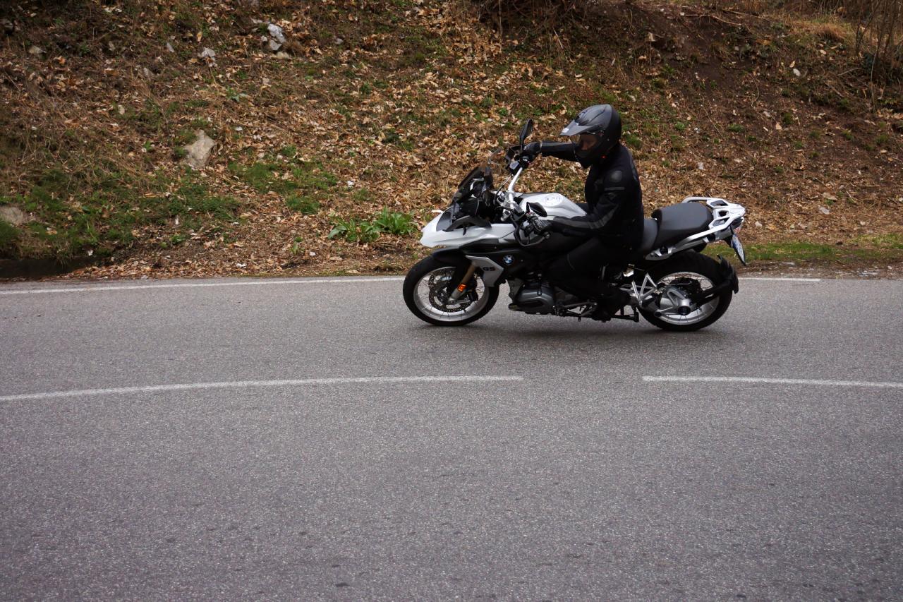 BMW R1200GS MY2017 - Prova su strada