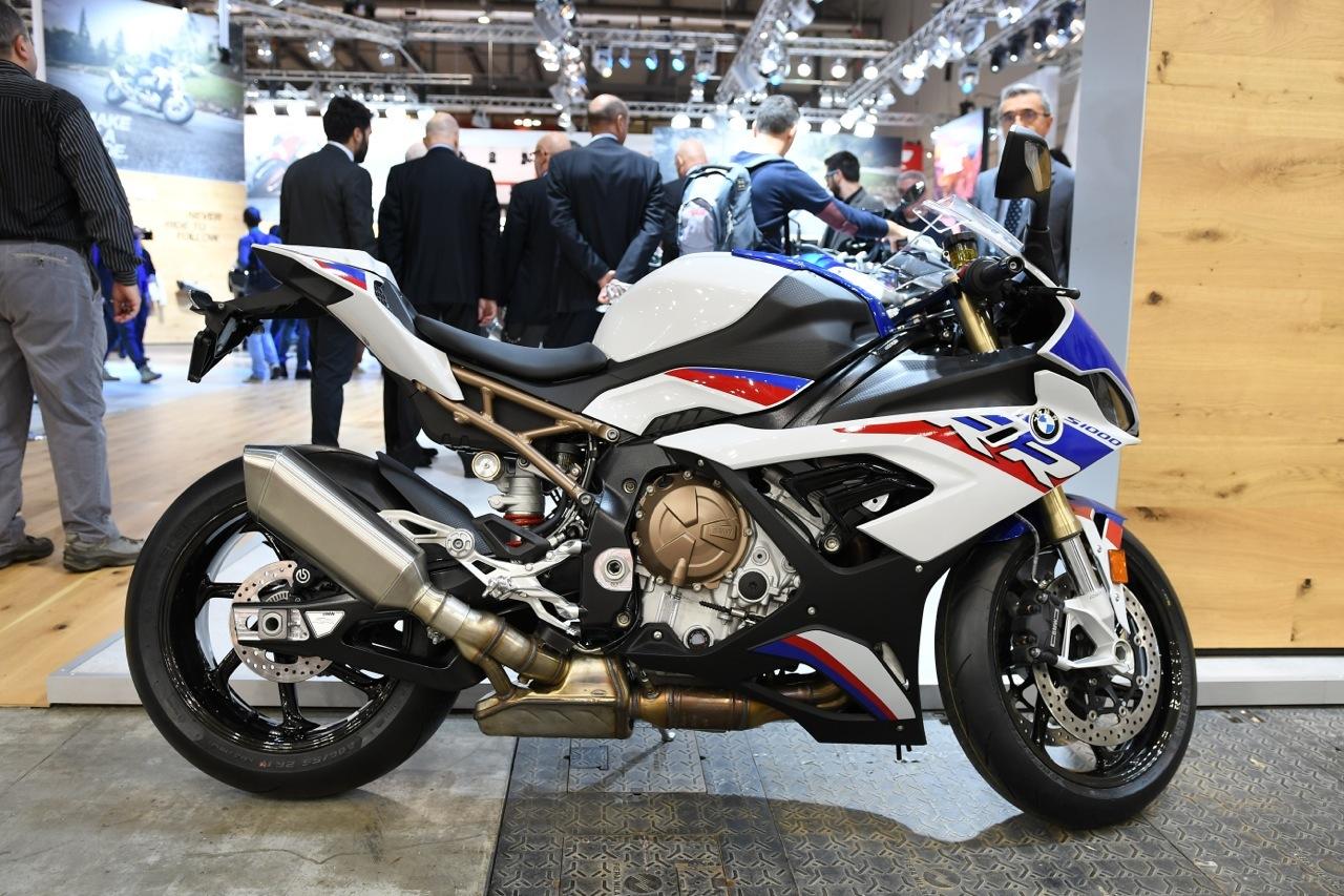 BMW S 1000 RR - EICMA 2018
