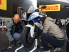 BMW S1000RR - Imola 2016 Prova in pista bagnata