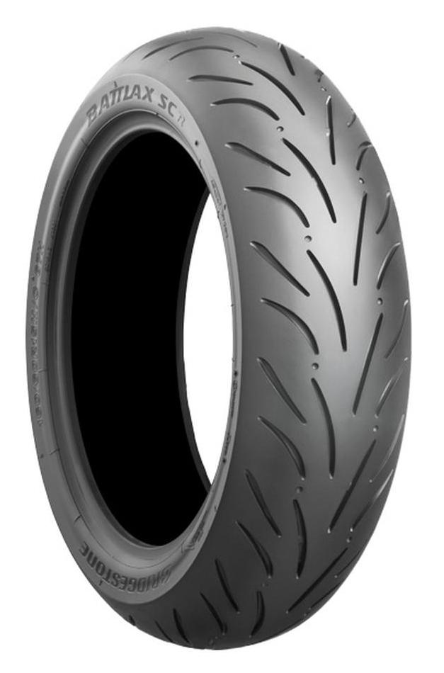 Bridgestone Battlax SC Ecopia