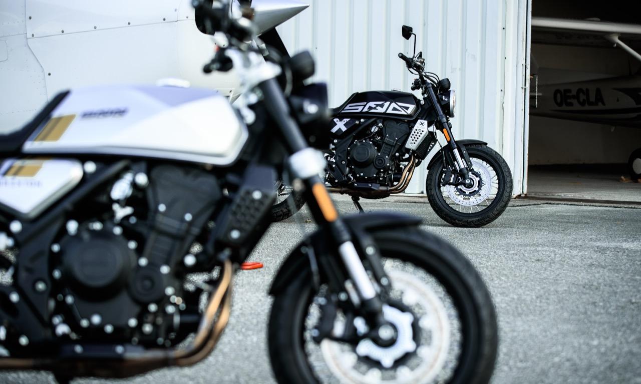 Brixton Motorcycles - Crossfire 500 e altri modelli