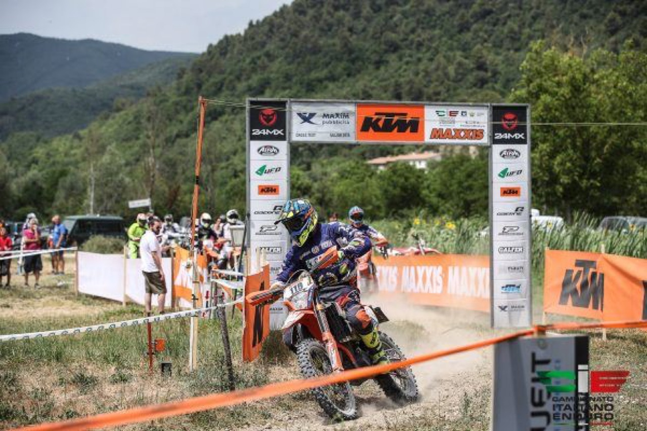 Challenge KTM Enduro Major 2019 - foto
