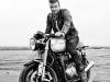 David Beckham - Outlaws for Belstaff