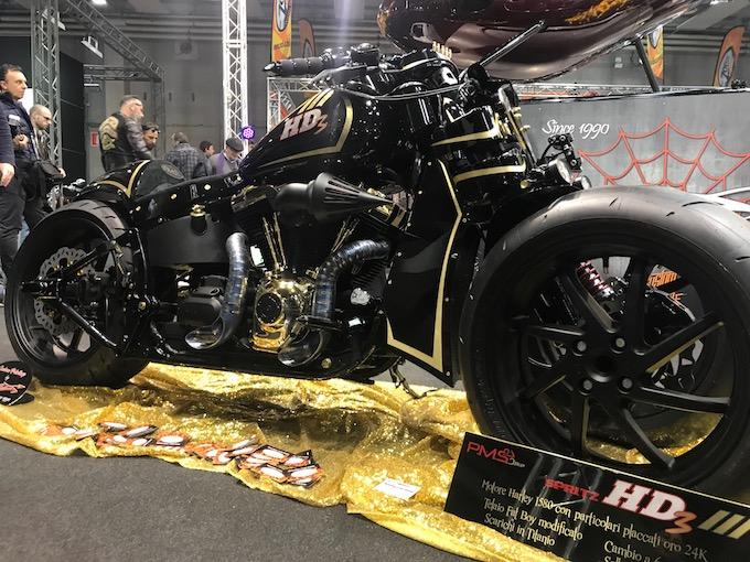 Dox Art Factory al Motor Bike Expo