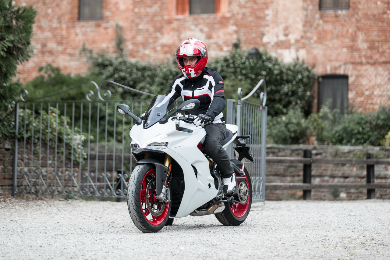 Ducati 939 Supersport S - prova su strada 2017