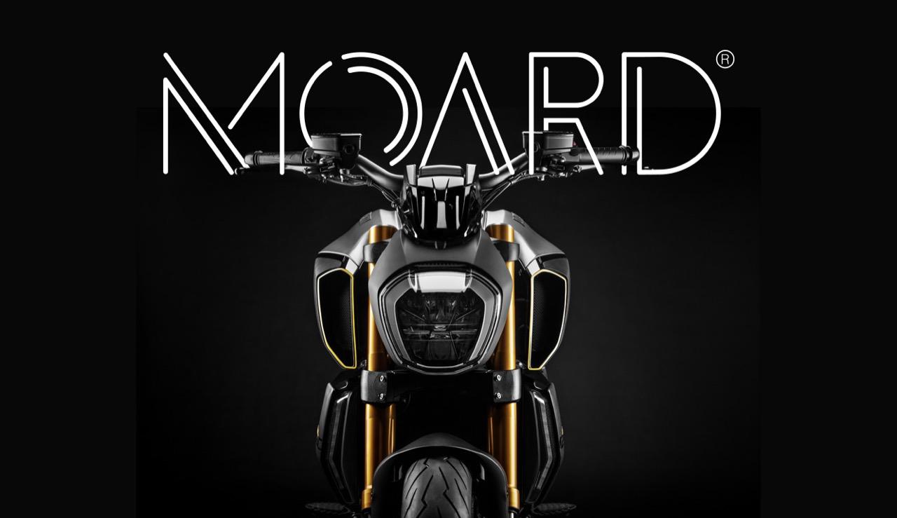 Ducati al MOARD - anticipazioni