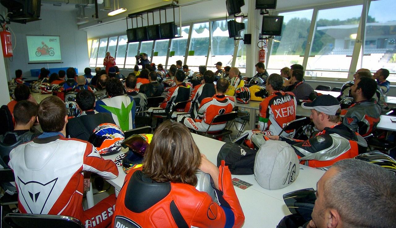 Ducati DRE 2014