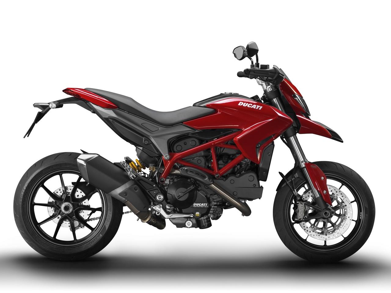 Ducati Hypermotard MY2013