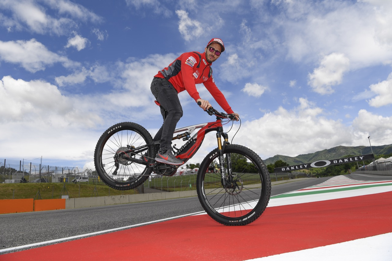 Ducati MIG-RR - Andrea Dovizioso e Danilo Petrucci