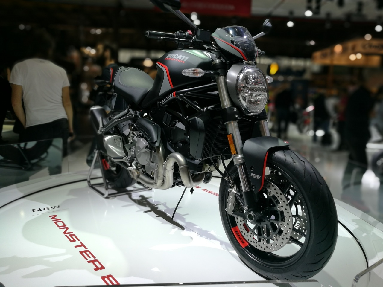 Ducati Monster 821 - EICMA 2018