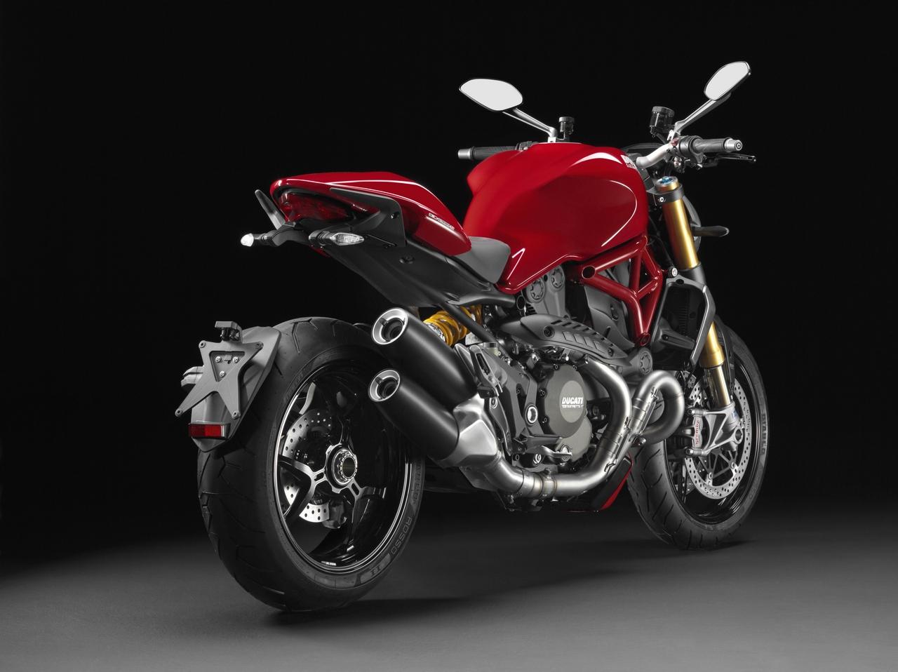 Ducati Monster - EICMA 2013