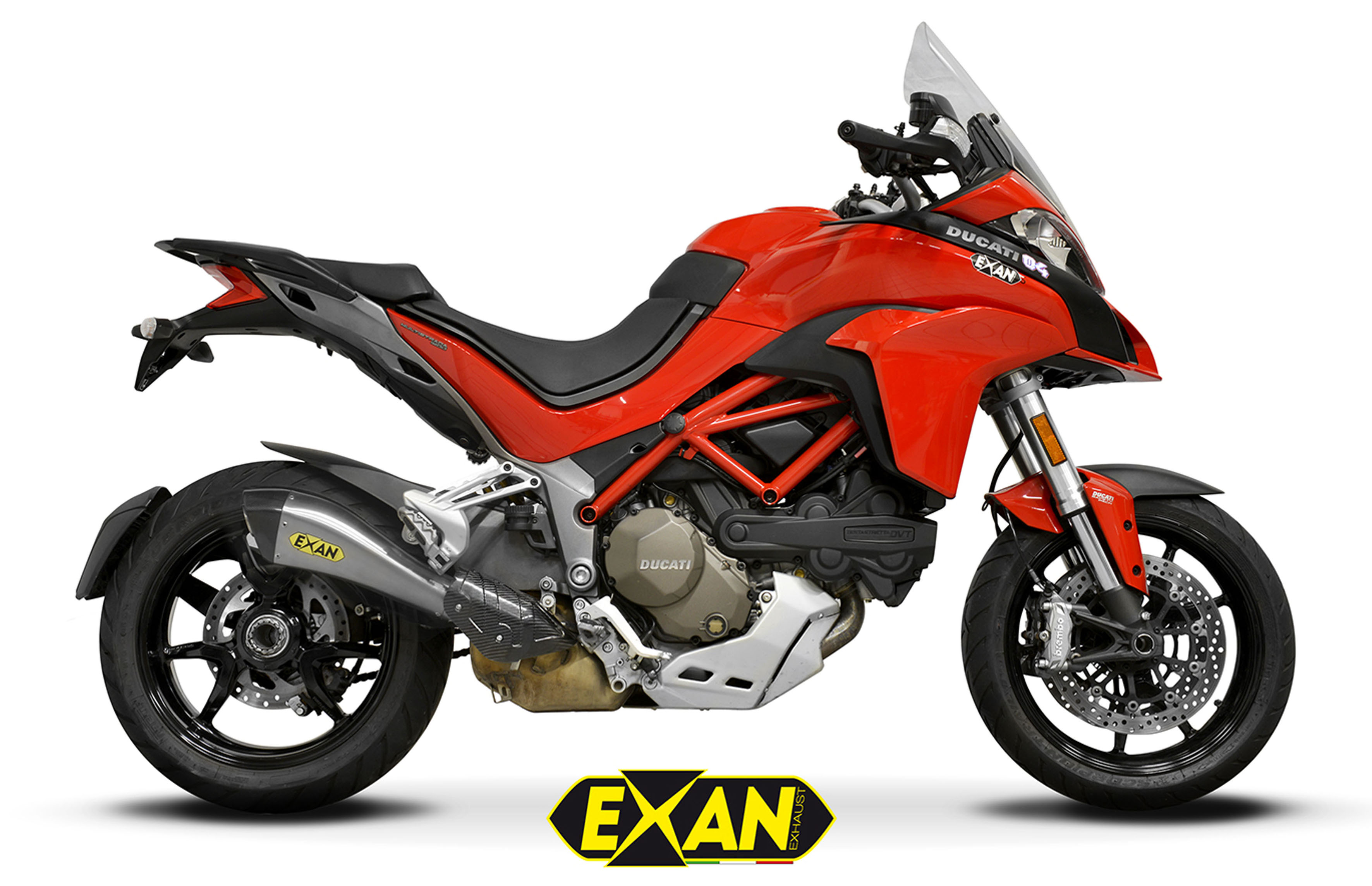 Ducati Multistrada 1200 EXAN