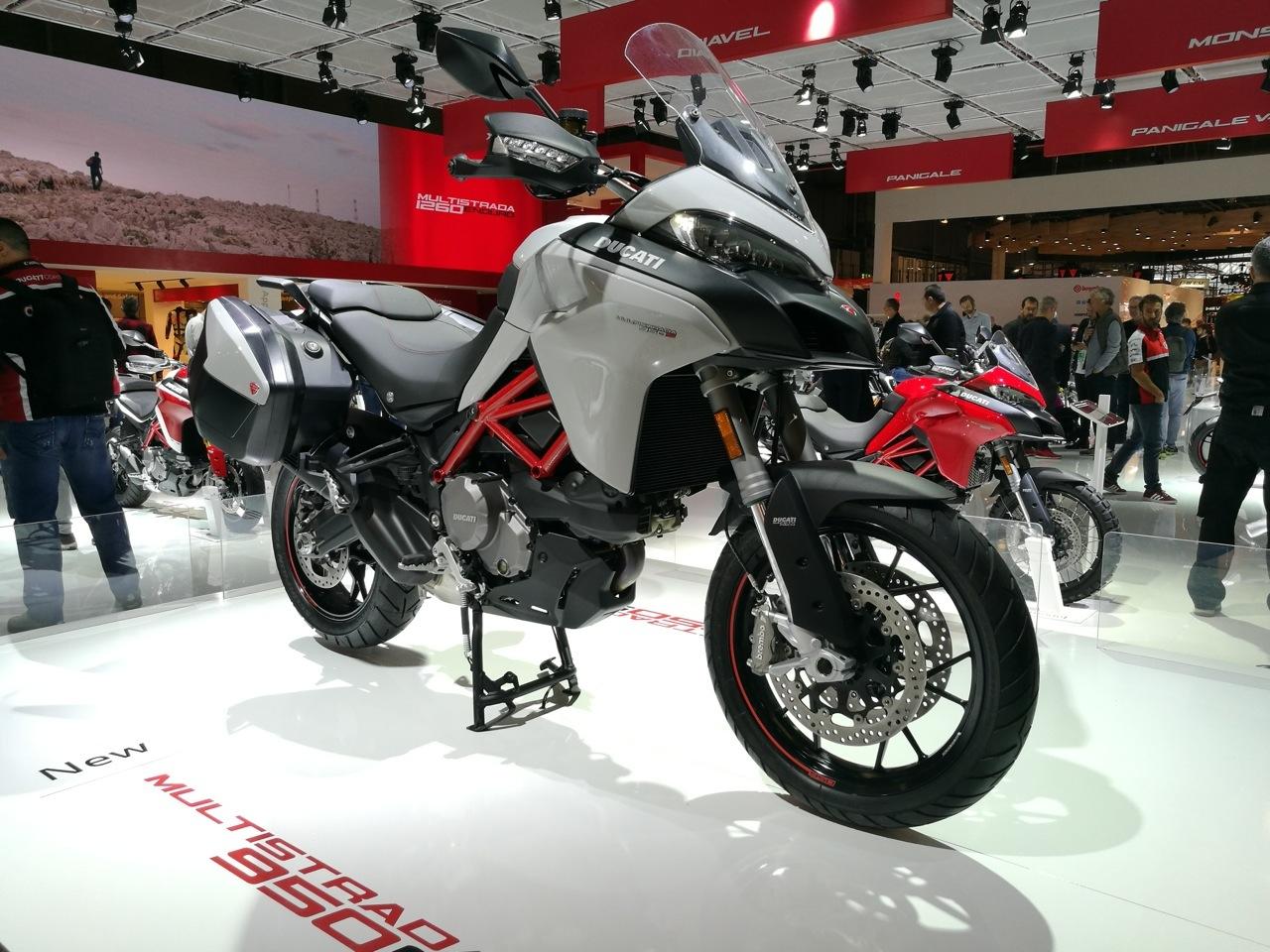 Ducati Multistrada 950 - EICMA 2018