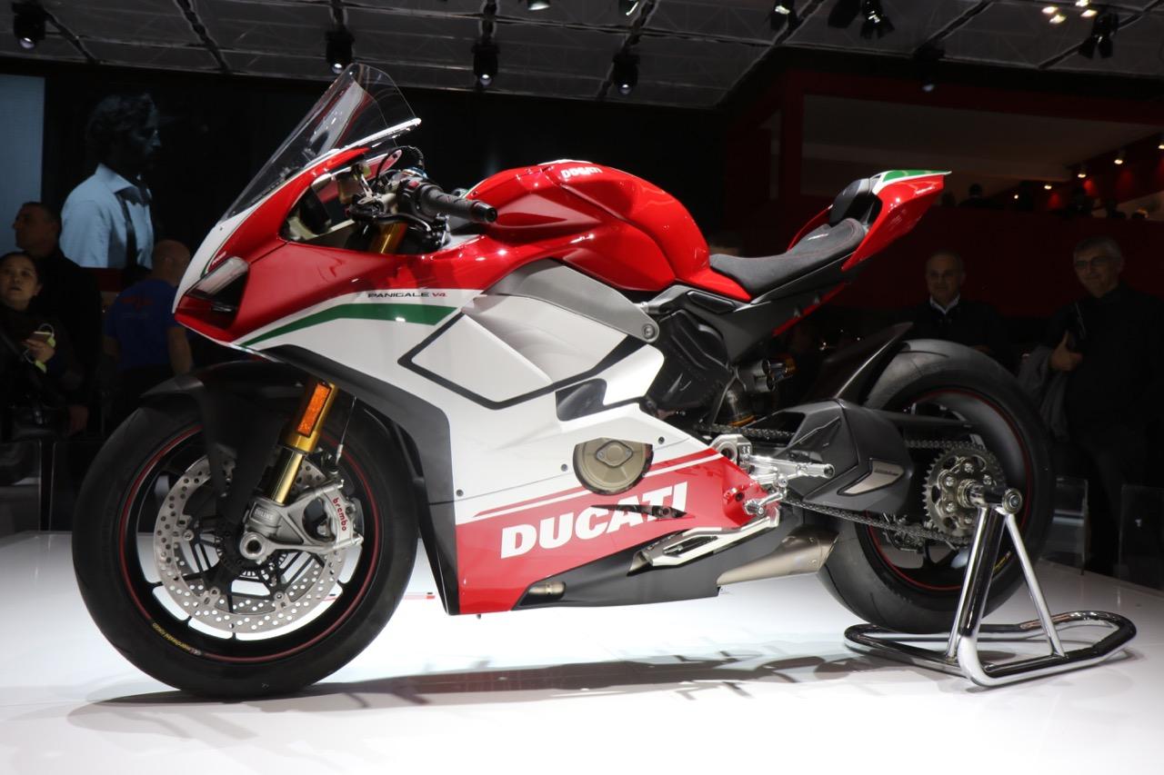 Ducati Panigale V4 - EICMA 2017