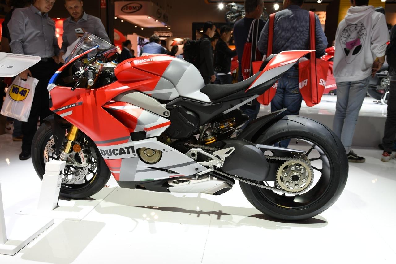 Ducati Panigale V4 S Corse - EICMA 2018