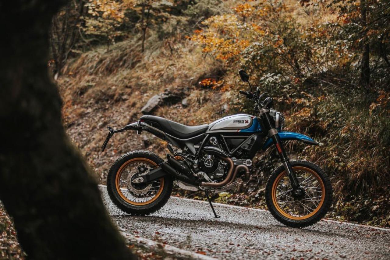 Ducati Scrambler Desert Sled e Nightshift 2021 - foto