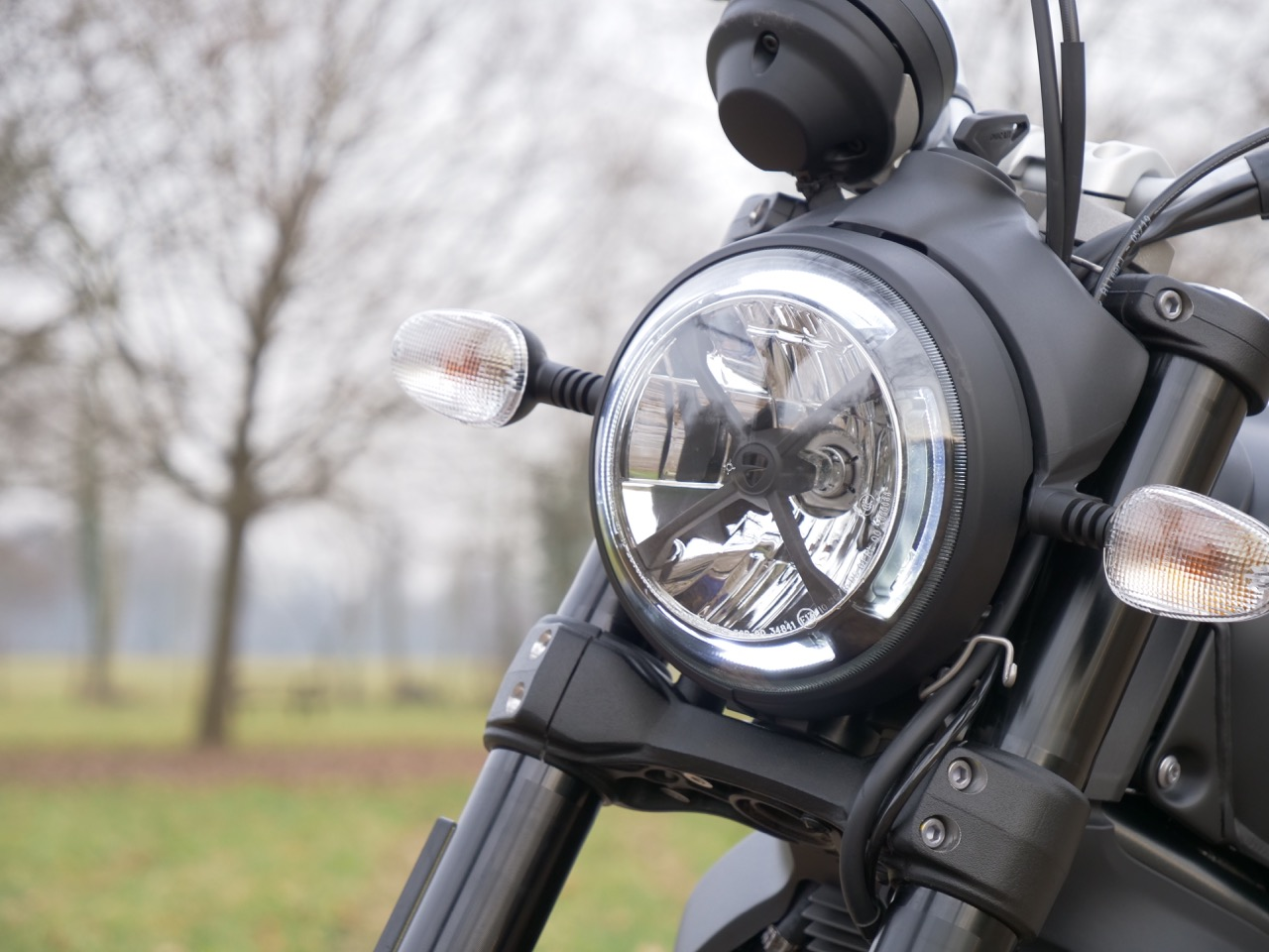 Ducati Scrambler Icon Dark 2020 - prova su strada