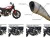 Ducati Scrambler - scarico Hydroclassic