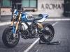 Ducati Scrambler -  Scrambler 1100 FT di Marco Graziani del CC Racing Garage