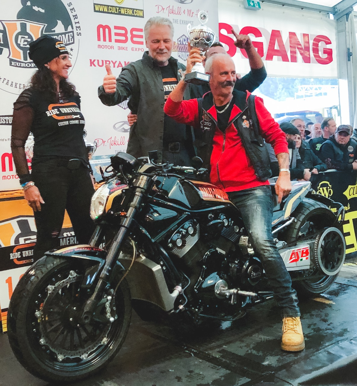 European Bike Week 2019 - foto
