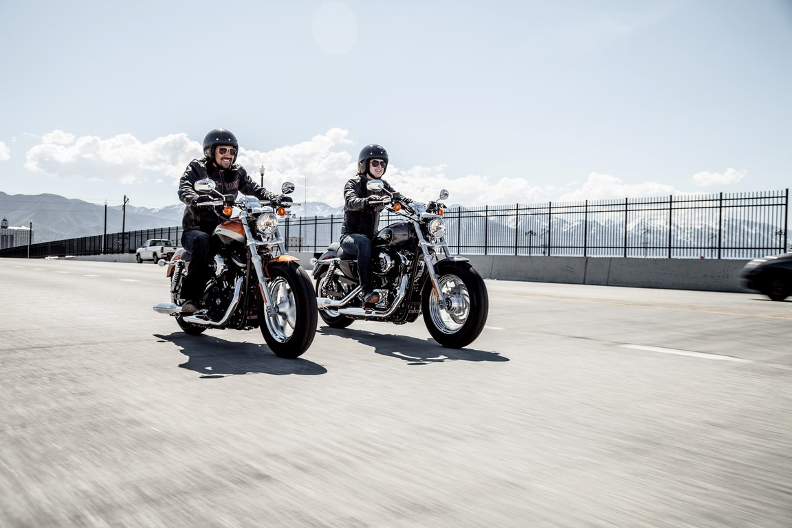 Harley-Davidson Sportster ABS