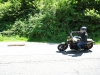 Harley-Davidson Street Rod - prova su strada 2017